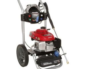 Homelite 2700 psi 2.3 GPM Gas Pressure Washer