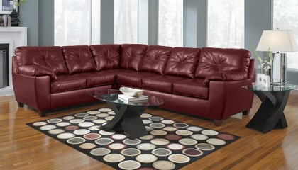 The Rialto II Collection – 2 Pc. Sectional