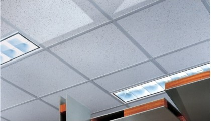 Acoustical Ceiling Panels